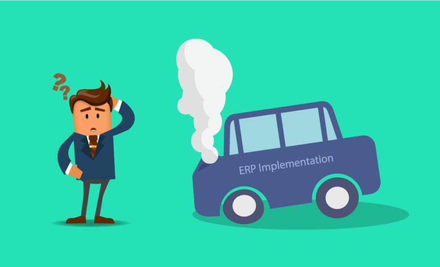 Key ERP Implementation Mistakes Manufacturers do
