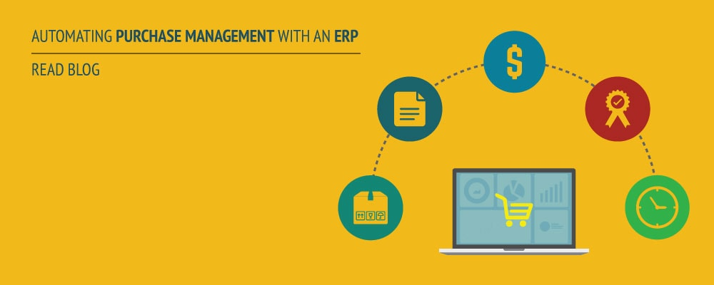 Automating Purchase Management with an ERP