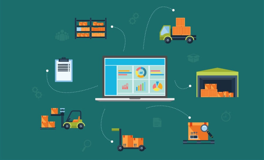 How ERP helps Manufacturers to overcome Warehouse Management Challenges?