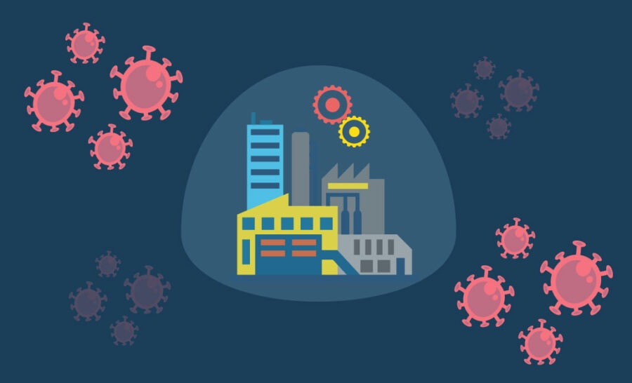 keep your Manufacturing Enterprise afloat amidst the Global Coronavirus Pandemic