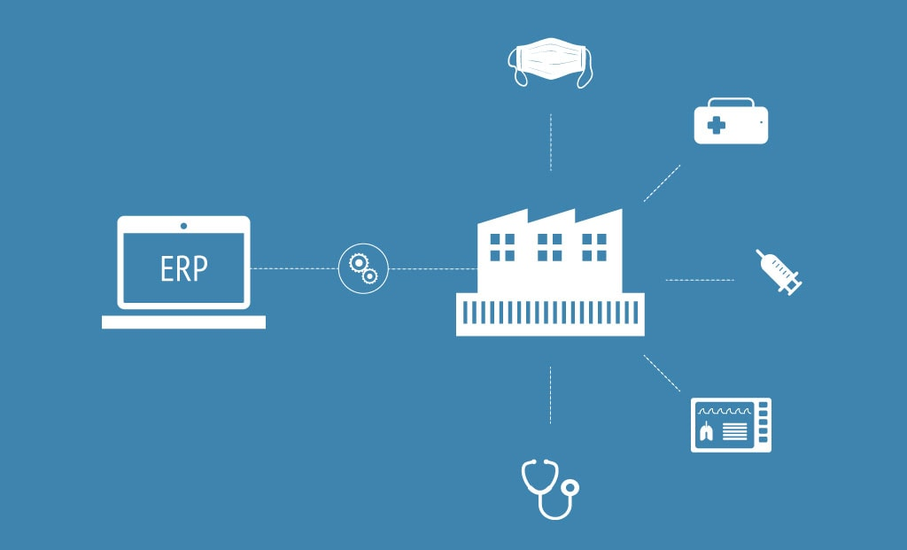 How ERP helps Medical Equipment manufacturers to operate round the clock (in times of COVID-19)?