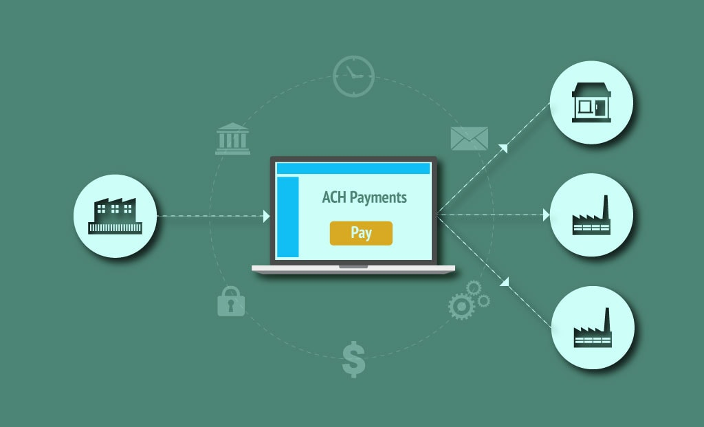 Pay to multiple stakeholders at once with OmegaCube ERP's ACH Payment capability