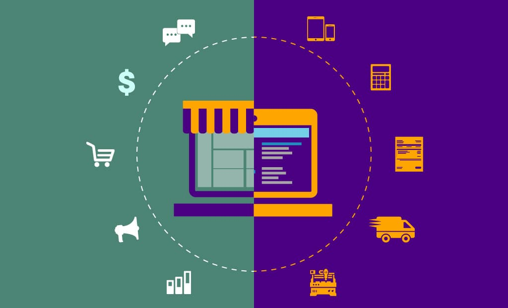 Explode your Online Sales through Industry-leading E-commerce Platforms